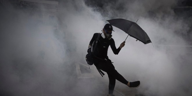 2019 El año de las protestas