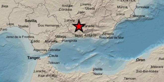 Atarfe, epicentro de un terremoto que sacude todo el área metropolitana