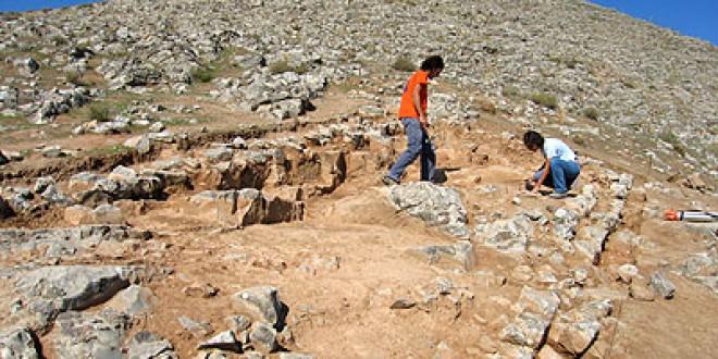 La excavación en El Sombrerete abre el proyecto en Madinat Ilbira ( 2ª parte)