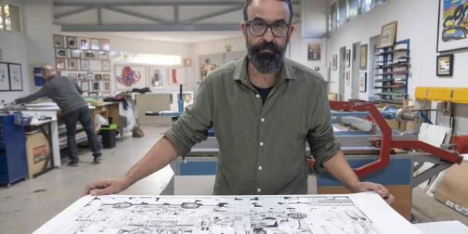 Granadinos a los que seguir en 2020: Sergio García 2 El ilustrador del New York Time