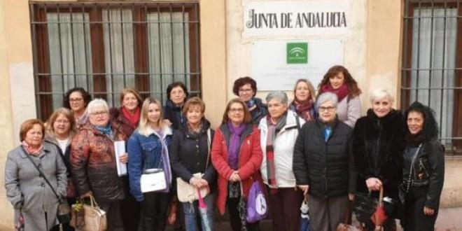 Asociaciones de mujeres presentan recursos de reposición ante el IAM por el cambio de criterio que les niega ahora ayudas ya concedidas