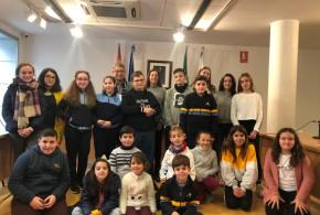 LOS CENTROS EDUCATIVOS DE ATARFE CELEBRAN Pleno infantil de 2020