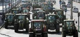 Miércoles 19 de febrero,  Granada se verá afectada por la tractorada