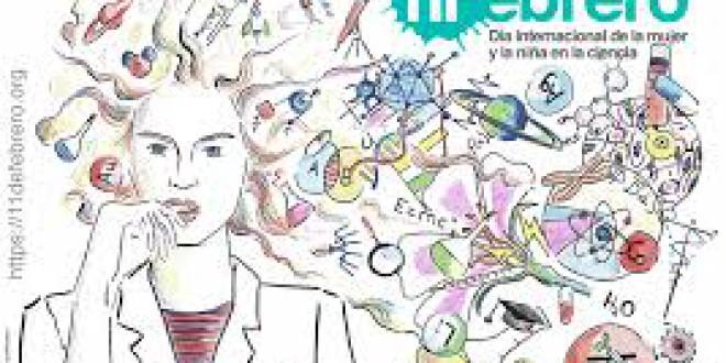 Ayer fue el Día Internacional de la Mujer y la Niña en la Ciencia