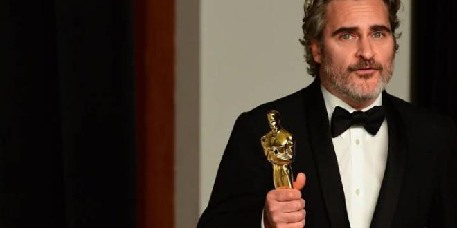 El discurso de Joaquin Phoenix en los Oscar a favor de la igualdad y en defensa del medioambiente