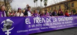 CARTA DEL «TREN DE LA DIGNIDAD» AL PRESIDENTE DE LA JUNTA