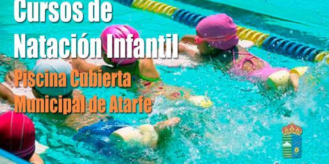 ATARFE: CURSOS NATACIÓN INFANTIL DE 3 a 14 AÑOS