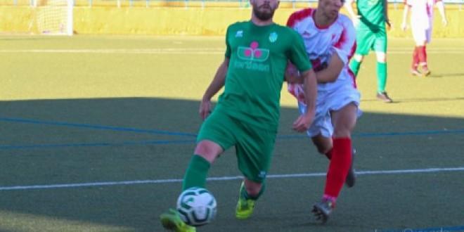 ATARFE INDUSTRIAL: El Guadix respira tras llevarse el derbi, 1-0