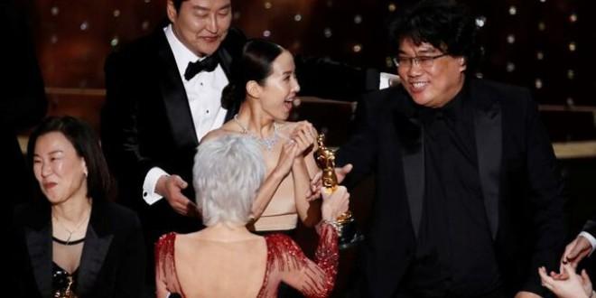 'Parásitos' hace historia en unos Oscar que machacaron todas las quinielas