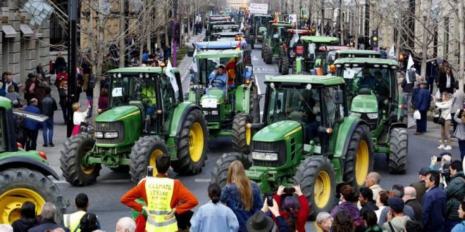 ¿Qué proponen los agricultores para solventar los problemas del campo?