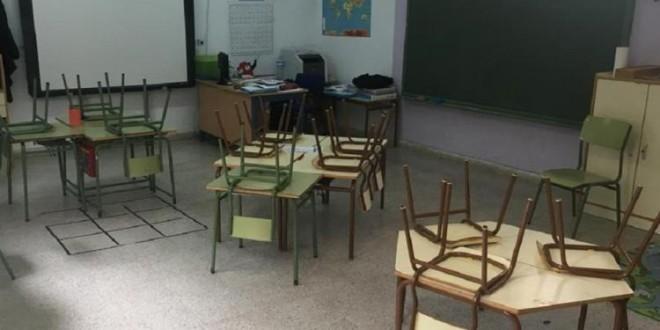 Otro golpe a la escuela pública