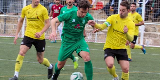 Victoria de prestigio del Atarfe, 0-1