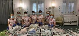 Vientres de alquiler: bebés de nadie almacenados en hoteles ucranianos