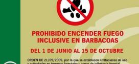 ATARFE: COMIENZA LA TEMPORADA DE RIESGO DE INCENDIOS