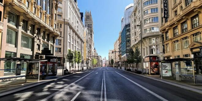 La contaminación del aire cae un 58% en España, el mayor descenso histórico