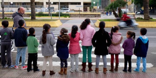 Los niños sin escolarizar en el mundo
