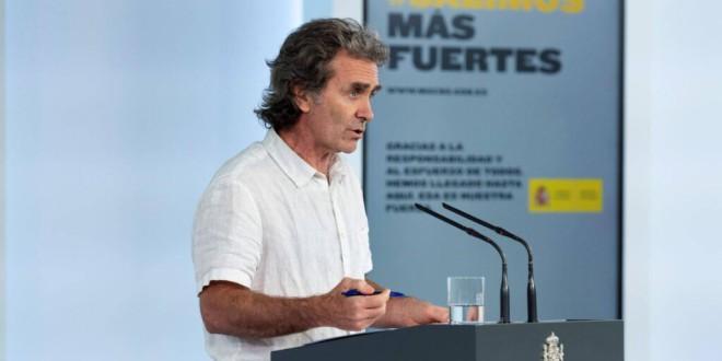 El 5,2% de los españoles tiene anticuerpos según la segunda ronda de datos del estudio de seroprevalencia