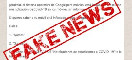 Google y Apple no instalan en secreto una aplicación sobre la COVID-19 en los móviles