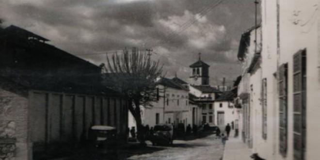 «PASEANDO POR LAS CALLEJUELAS ATARFEÑAS»por Francisco L. Rajoy Varela