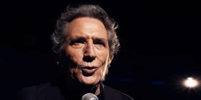 Miguel Ríos reivindica la lucha de una generación con 'El blues de la tercera edad'