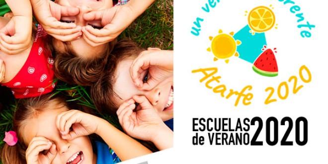 INFORMACIÓN MUNICIPAL: ESCUELAS DE VERANO