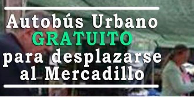 ATARFE: REGRESA EL MERCADILLO EN SU NUEVA UBICACIÓN EN EL RECINTO FERIAL