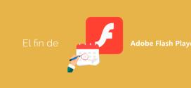 El fin de Adobe Flash Player