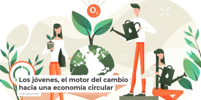 Los jóvenes, el motor del cambio hacia una economía circular
