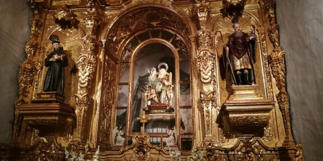 BREVE RESEÑA HISTORICA SOBRE EL PATRONAZGO DE  SANTA ANA EN ATARFE.