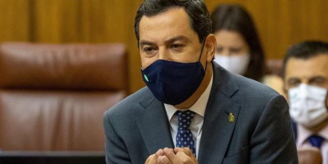 El Presidente de la Junta anuncia que habrá nuevas medidas contra la pandemia