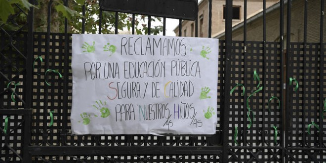 LA EDUCACIÓN ANDALUZA»EN CAPILLA»
