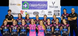 El Opportunity CDU Atarfe de voleibol femenino concreta su derecho al ascenso a Superliga 2