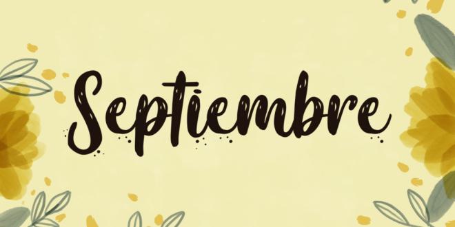 «SEPTIEMBRE»por Fuencisla Moreno