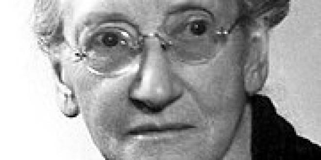 MUJERES QUE CAMBIARON LA HISTORIA(13): EMILY GREENE BALCH