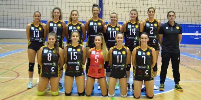 ATARFE: La Superliga 2 de voleibol femenino,