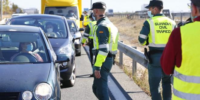 Andalucía, cerrada desde mañana hasta el 9 de noviembre
