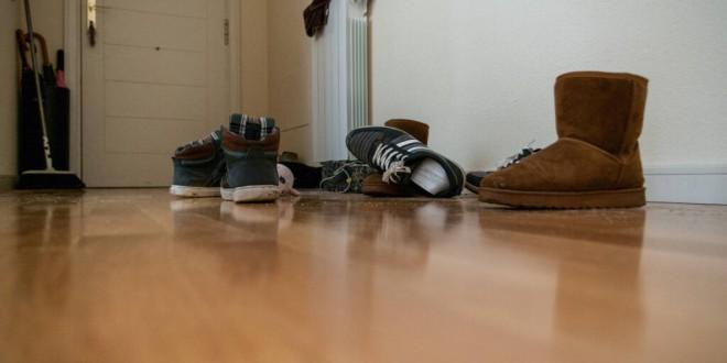 ¿Pueden los zapatos propagar el virus de la COVID-19?