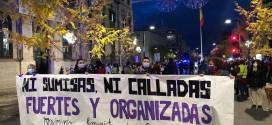 EXCEPCIONAL DIA INTERNACIONAL CONTRA LA VIOLENCIA A LAS MUJERES EN GRANADA