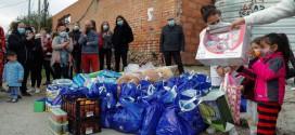 Los bancos de alimentos recaudarán de forma virtual