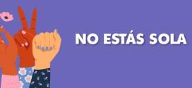 «NO ESTÁN SOLAS» por Remedios Sánchez