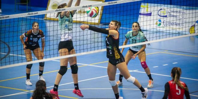 El Atarfe sigue imparable en Voleibol y suma la séptima victoria consecutiva