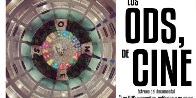 """El Cinefórum """"Los ODS, de cine"""""""