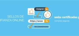 Sellos de confianza online: webs certificadas para compras seguras