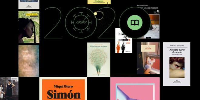 Doce libros que han asaltado las estanterías en 2020 a pesar de la pandemia