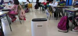 EL AYUNTAMIENTO APRUEBA  LA INSTALACIÓN DE FILTROS HEPA  EN CENTROS EDUCATIVOS