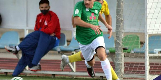 El Atarfe paga caro su mal inicio de partido, 3-0