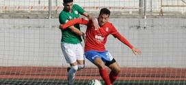 El Fertisac Atarfe cierra la primera vuelta con empate ante el Baeza, 1-1