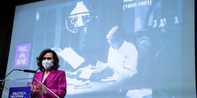 La RAE desagravia a María Moliner 40 años después de su muerte