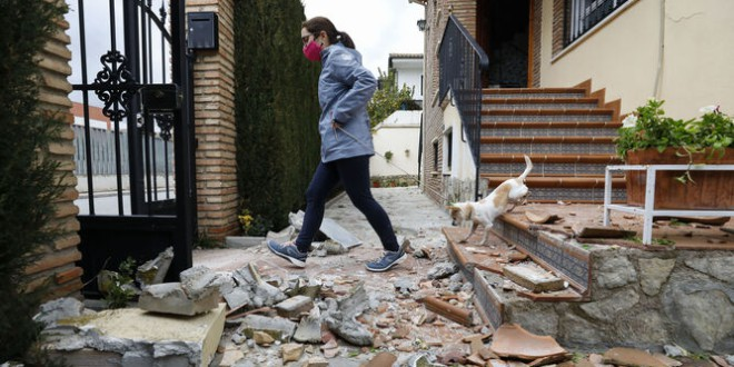 Midiendo terremotos: magnitud e intensidad