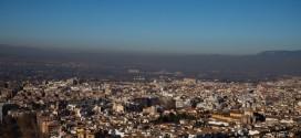 Granada, la segunda ciudad española con más tráfico